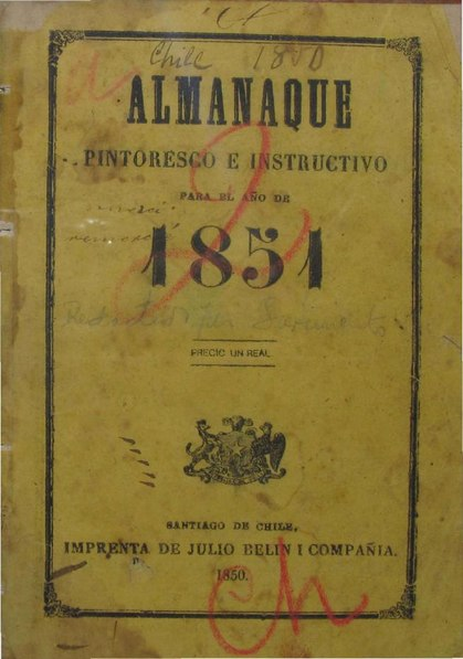 File:Almanaque pintoresco e instructivo para el año 1851 - Redactado por Domingo F. Sarmiento.pdf