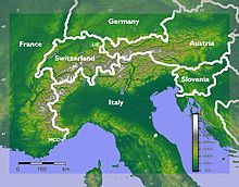 Alps wikipedia geographyedit gumiabroncs Image collections