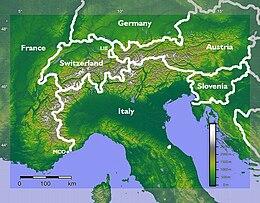 Alps - Wikipedia