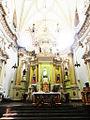 Altar del templo de San Pedro Cholula.jpeg