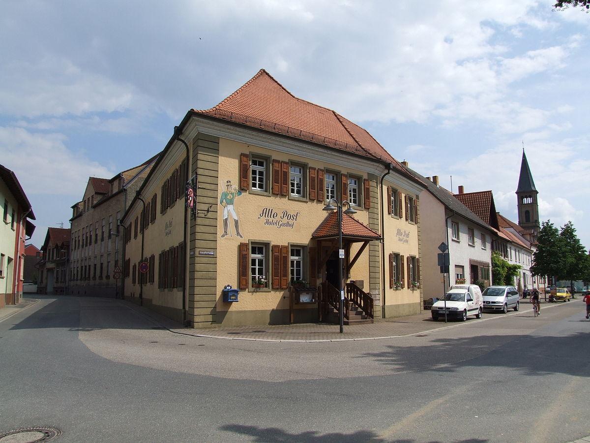 Post Oberhausen Rheinhausen