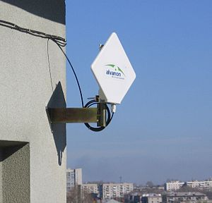 Alvarion - Alvarion WiMAX Customer-premises equipment