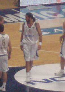 basketball player from Greece