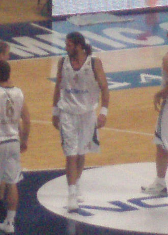 Fragiskos Alvertis - Avertis with Panathinaikos, in 2008.