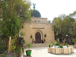 Prince Aly Khan - Aly Khan mausoleum in Salamiyah