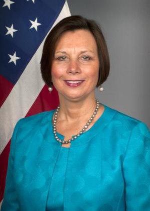 Dawn M. Liberi - Image: Ambassador Dawn Liberi