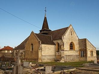 Ambly-Fleury - Image: Ambly Fleury FR 08 église 07