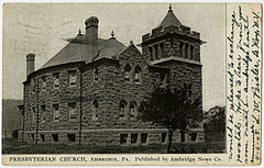 Ambridge Pennsylvania Wikipedia