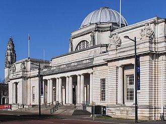 Amgueddfa Cymru – National Museum Wales - Image: Amgueddfa Genedlaethol Caerdydd