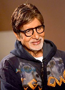 L'actor indian Amitabh Bachchan, en una imachen de 2015.