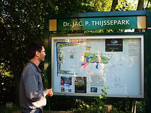 Jac. P. Thijsse - Image: Amstelveen, Thijssepark (15103319346)