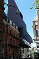 Amsterdam, Stadsschouwburg, Lijnbaansgrachtzijde met Rabozaal.JPG