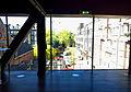 Amsterdam, Stadsschouwburg, Nieuwe Foyer, uitzicht op Melkweg1.jpg