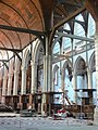 Amsterdam - Oude Kerk - nave to the East.JPG