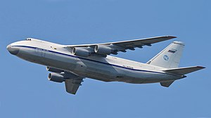 An-124 RA-82028 in formation with Su-27 09-May-2010 (cropped).jpg