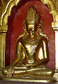 Ananda Temple, Crowned Buddha, Pagan 0138.jpg