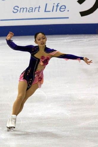 Miki Ando - Ando at the 2009 World Championships