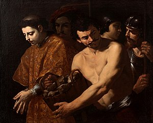 Andrea Vaccaro - Saint Stephen taken to his Martyrdom