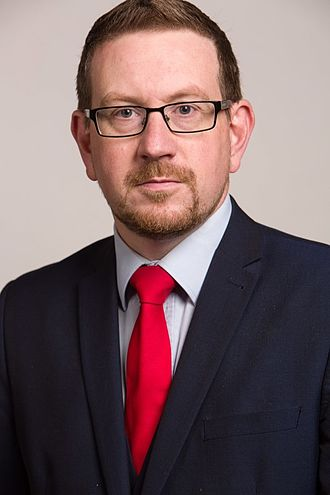 Shadow Secretary of State for Communities and Local Government - Image: Andrew Gwynne