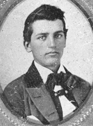Andrew Ryan McGill - Andrew Ryan McGill, c. 1858.
