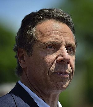 Government of New York (state) - Image: Andrew Cuomo 2014