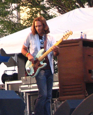 Andy Hess - Hess performing in 2005