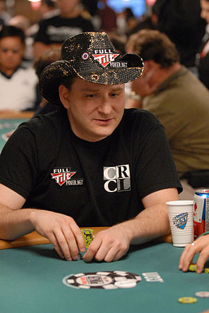 Andy Bloch - Andy Bloch in the 2007 World Series of Poker