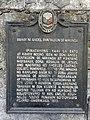 Angel Pantaleon de Miranda House historical marker.jpg