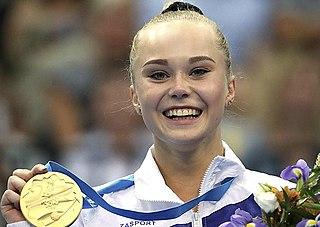Angelina Melnikova Russian artistic gymnast