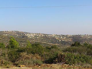Anin Municipality type D in Jenin, State of Palestine
