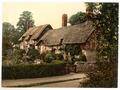 Ann Hathaway's Cottage, Stratford-on-Avon, England-LCCN2002708134.tif