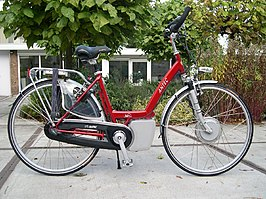Lichte Elektrische Fiets : Elektrische fiets wikipedia