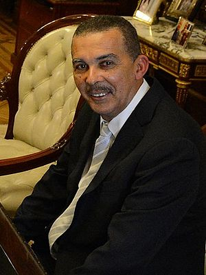 President of Trinidad and Tobago - Image: Anthony Carmona