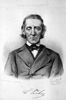 Anton Eleutherius Sauter Austrian botanist and physician