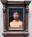 Antonello da messina, cristo coronato di spine, 1470-75 ca..JPG