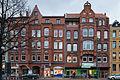 Apartment houses Lindener Marktplatz 8 6 Linden-Mitte Hannover Germany.jpg