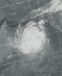 A moderate tropical cyclone struck Oman in 1977, killing 105 deaths.