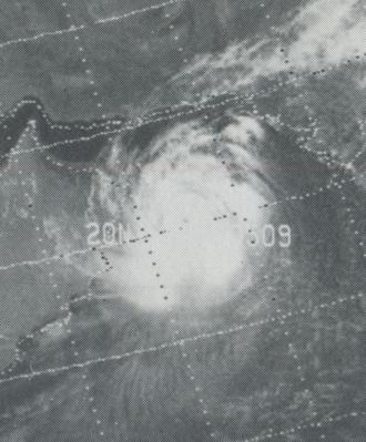 1977 North Indian Ocean cyclone season - Image: Arabian Sea June 121977