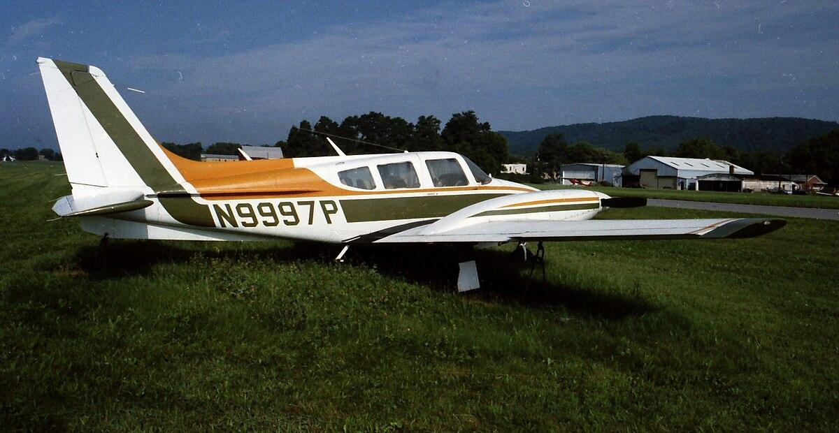 Piper PA-40 Arapaho - Wikipedia