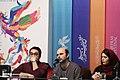 Arash Lahooti, Ali Mosaffa and Zhila Shahi 20190202 02.jpg