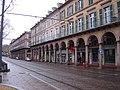 Arcades avenue Foch, Mulhouse.JPG