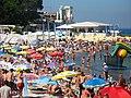 Arcadia beach in Odesa. - panoramio.jpg