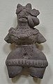 Archaic Mother Goddess - Terracotta - Circa up to 4th Century BCE - Showcase 17-12 - Prehistory and Terracotta Gallery - Government Museum - Mathura 2013-02-24 6450.JPG