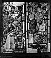 Archevêché - Vitrail, Le Mauvais larron, sainte Véronique - Rouen - Médiathèque de l'architecture et du patrimoine - APMH00015433.jpg
