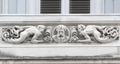 Architectural detail, Palacio del Centro Asturiano, Havana, Cuba LCCN2010638731.tif