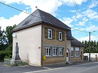 Ardeuil-et-Montfauxelles - The Town Hall