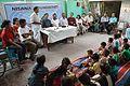 Ardhendu Roy Addressing - Health Check-up and Creative Ability Programme - Nisana Foundation - Debmalya Seva Mission - Howrah 2014-04-06 9816.JPG