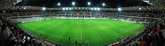 Kielce City Stadium - Inside The Stadium