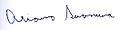 Ariano Suassuna signature.jpg