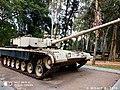 Arjun Main Battle Tank. (48904295628).jpg